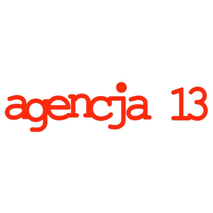 free vector Agencja 13