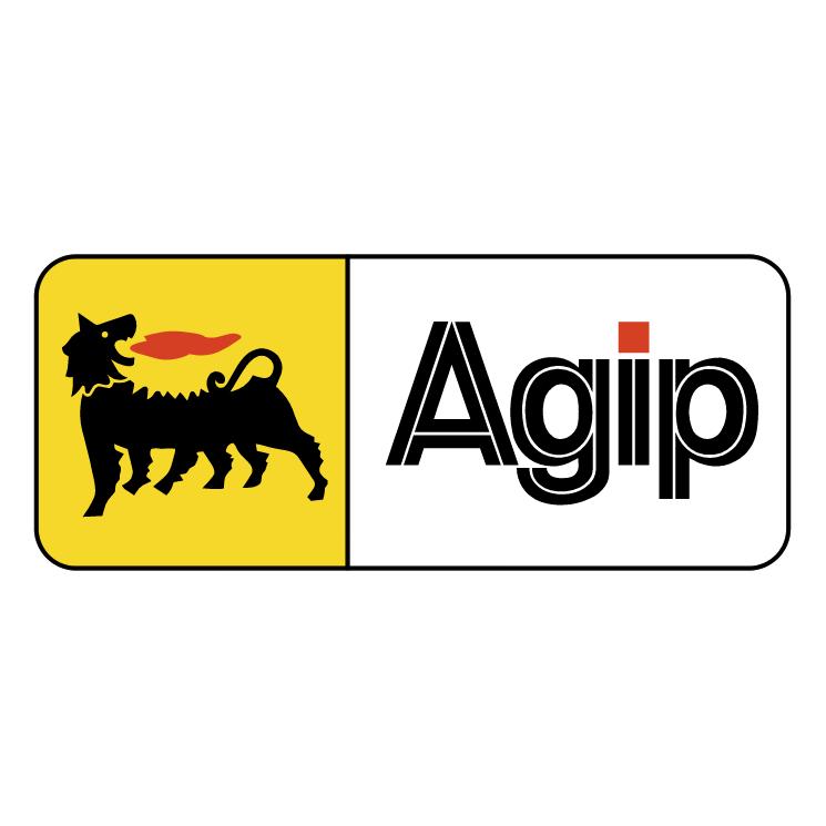 free vector Agip 1