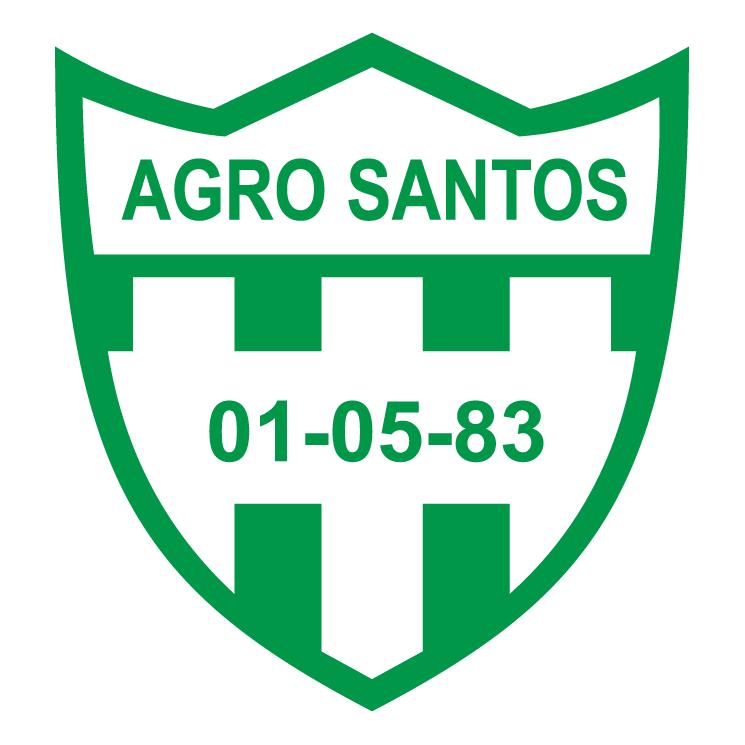 free vector Agro santos futebol clube de porto alegre rs