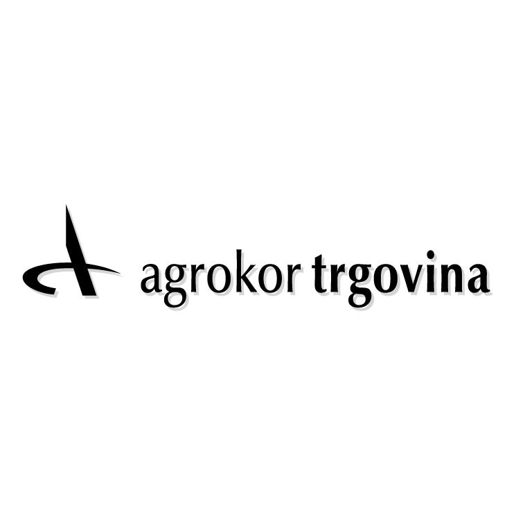 free vector Agrokor trgovina