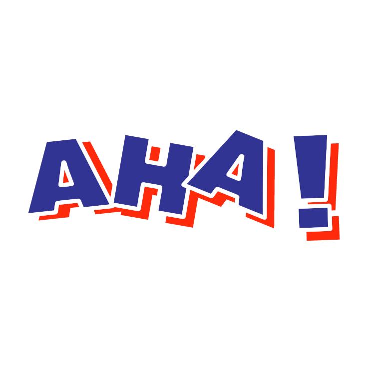 free vector Aha