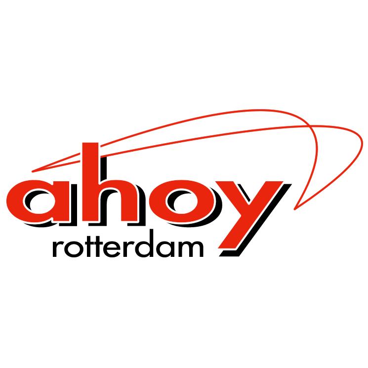 free vector Ahoy rotterdam