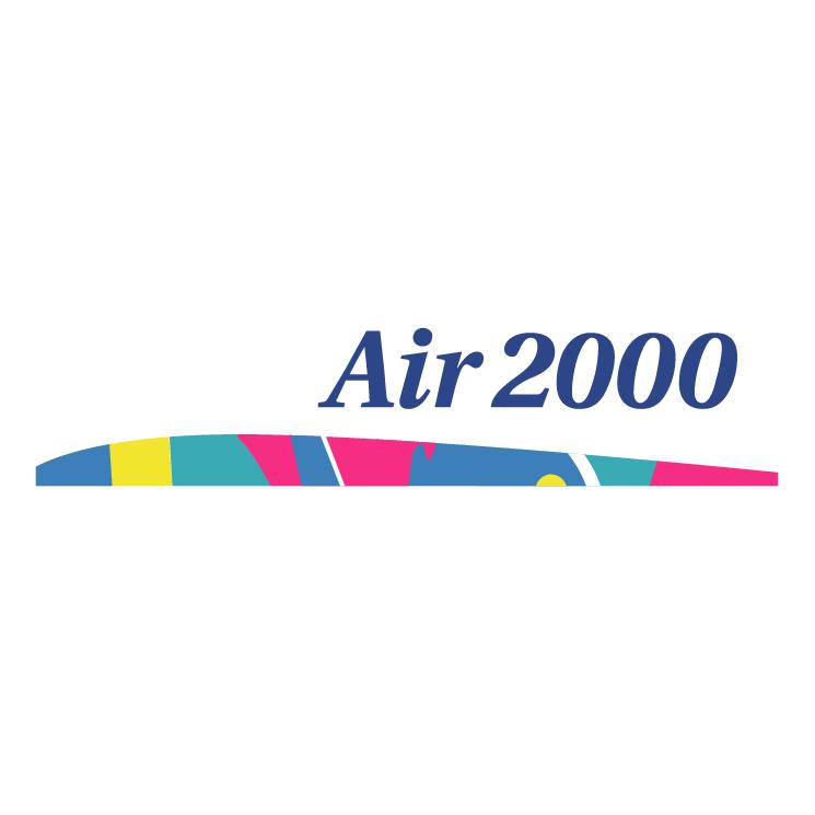 free vector Air 2000