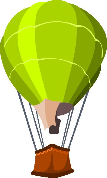 free vector Air Baloon clip art