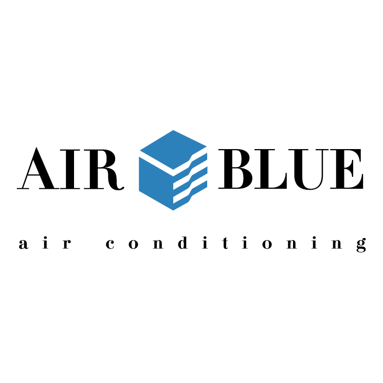 free vector Air blue