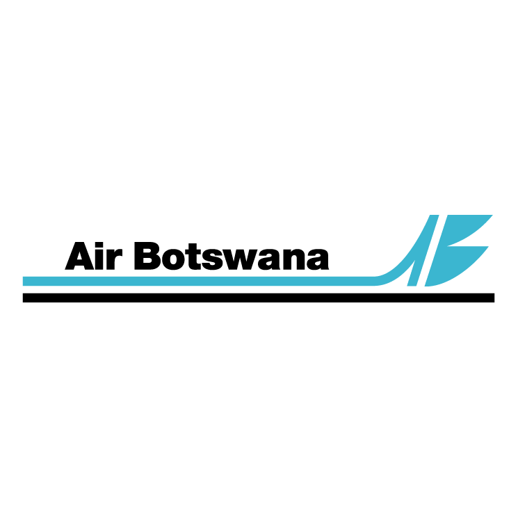 free vector Air botswana