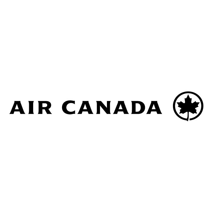 free vector Air canada 1