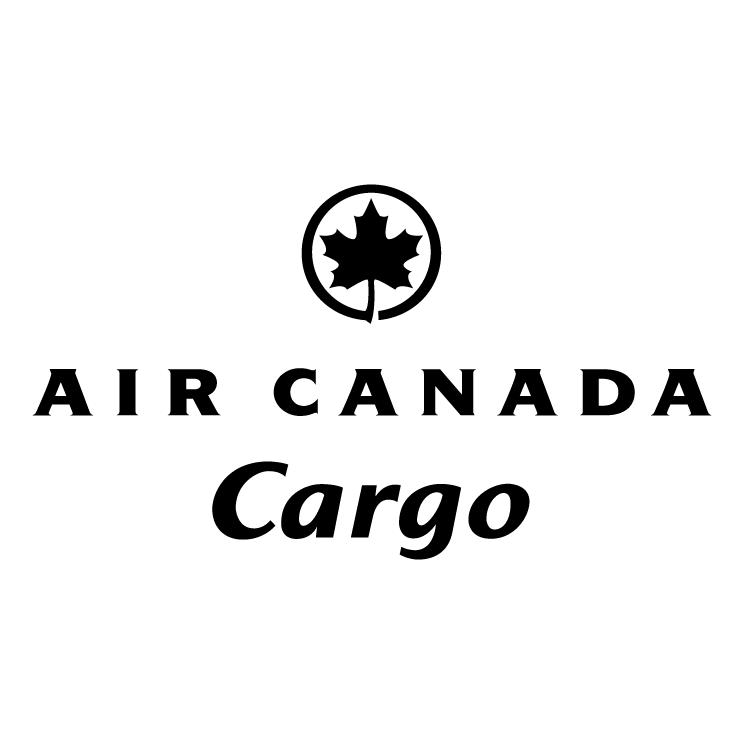 free vector Air canada cargo