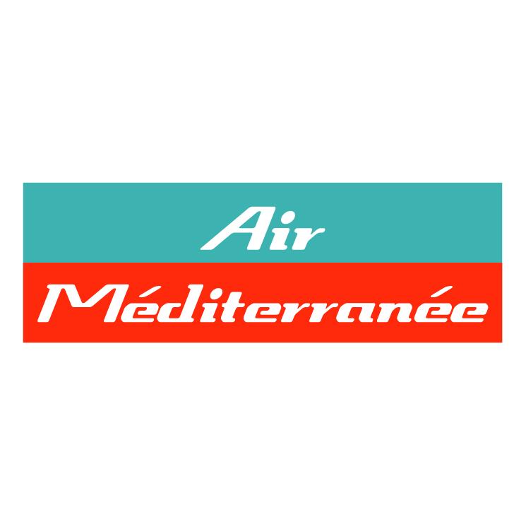 free vector Air mediterranee