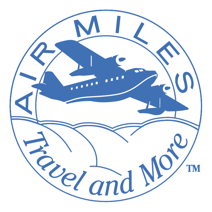 free vector Air miles 1