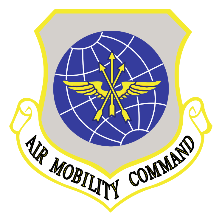 free vector Air mobility command