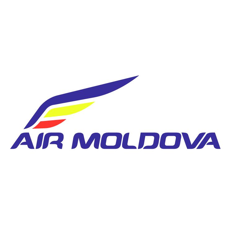 free vector Air moldova 0