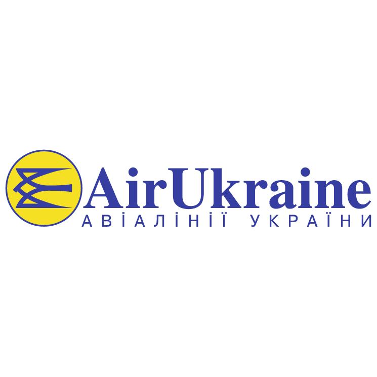 free vector Air ukraine 0