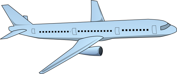 free vector Aircraft Airplane clip art 109550