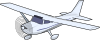 free vector Aircraft Plane clip art