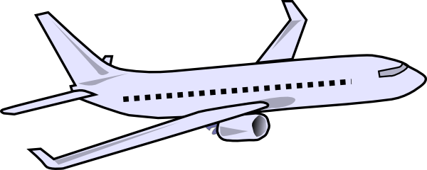 free vector Aircraft1 clip art