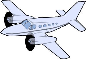 free vector Aircraft2 clip art