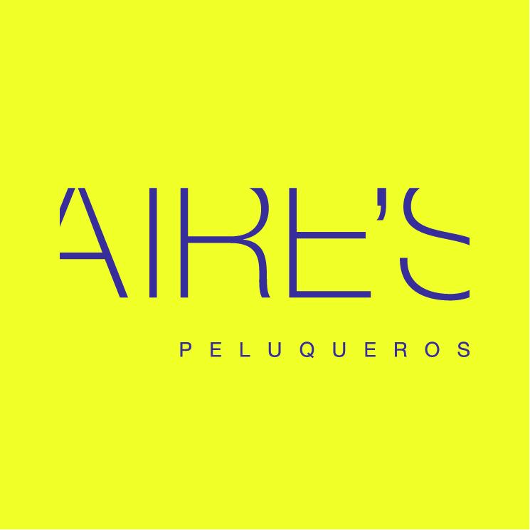 free vector Aires peluqueros