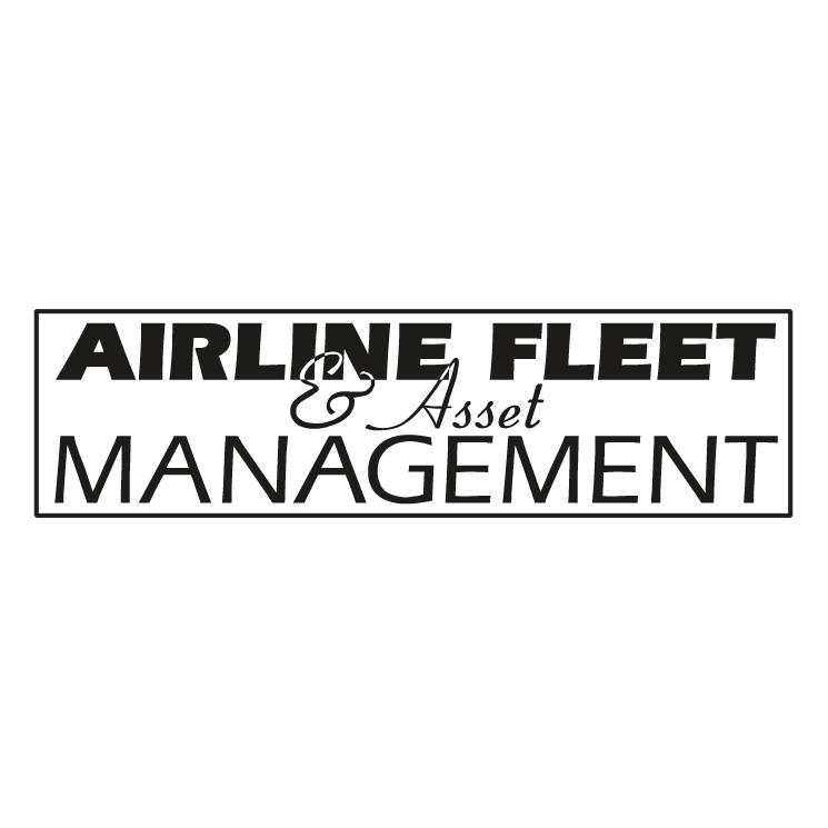 free vector Airline fleet asset management