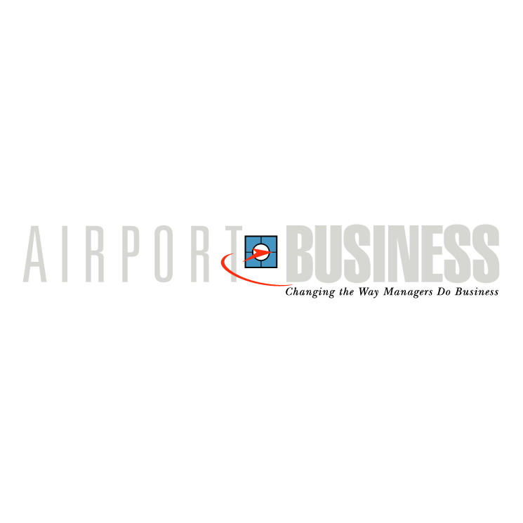 free vector Airport business