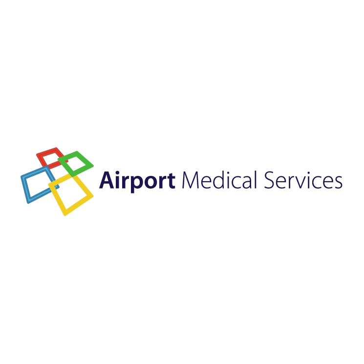 free vector Airport medical services