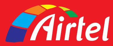 free vector Airtel logo