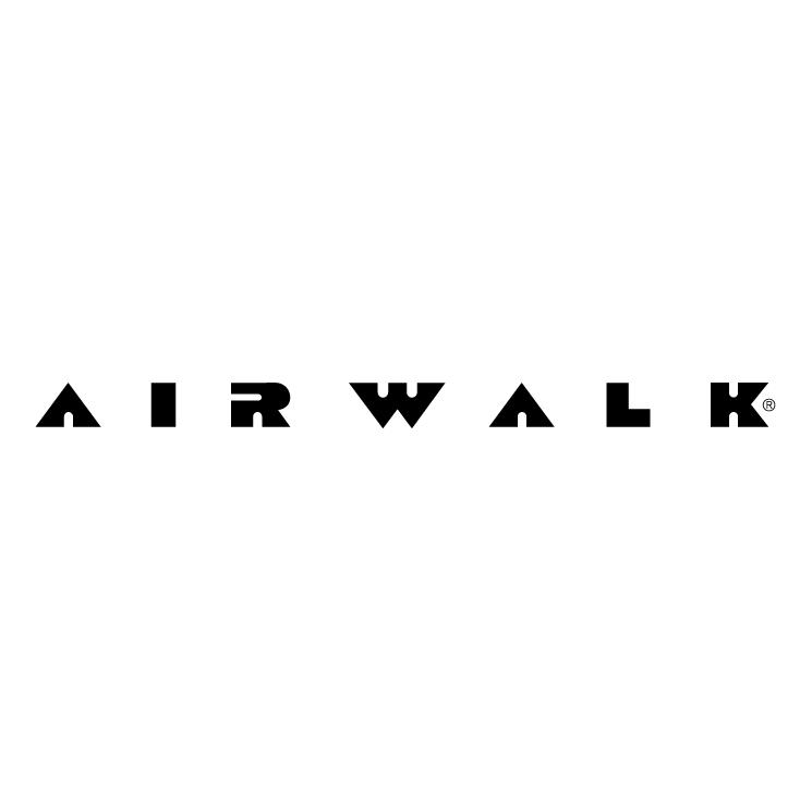 free vector Airwalk