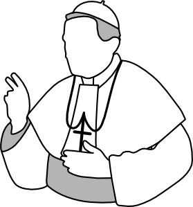 free vector Aj Pope clip art