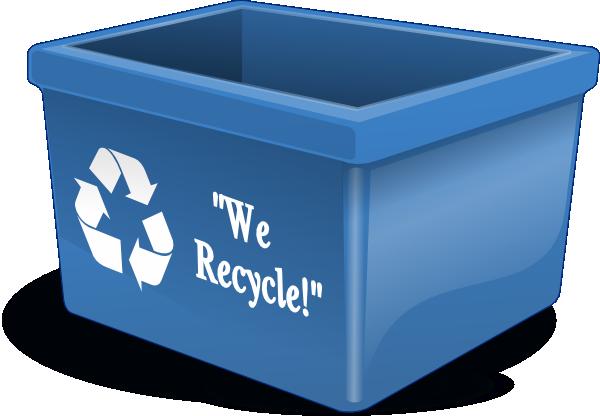 free vector Aj Recycling Bin clip art
