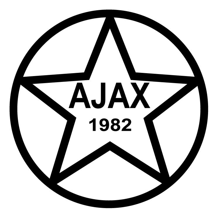 free vector Ajax futebol clube de vilhena ro