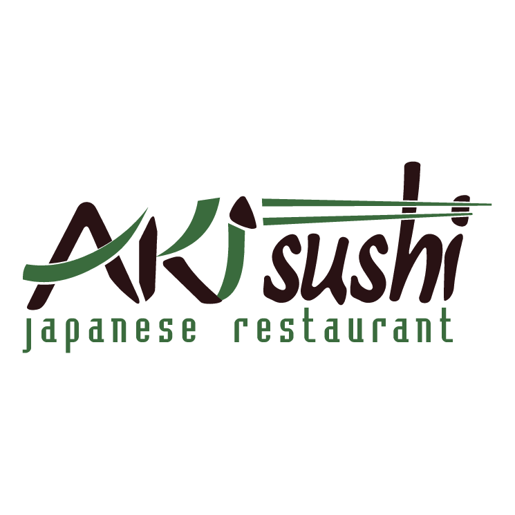 free vector Aki sushi