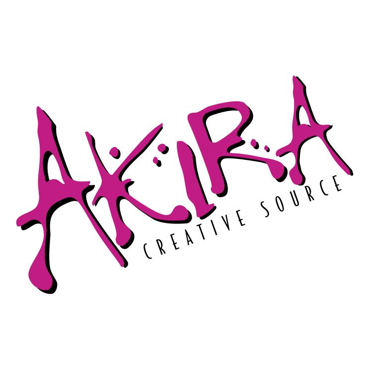 free vector Akira creative source