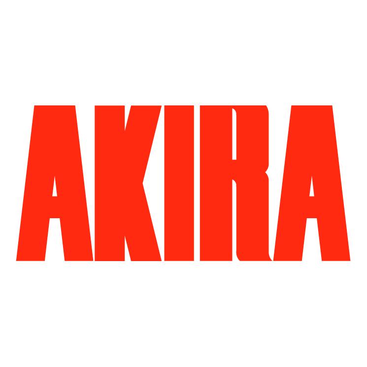 free vector Akira