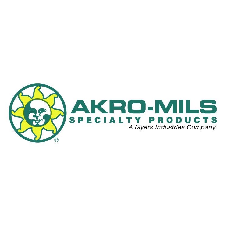 free vector Akro mils 0