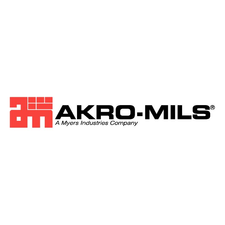 free vector Akro mils