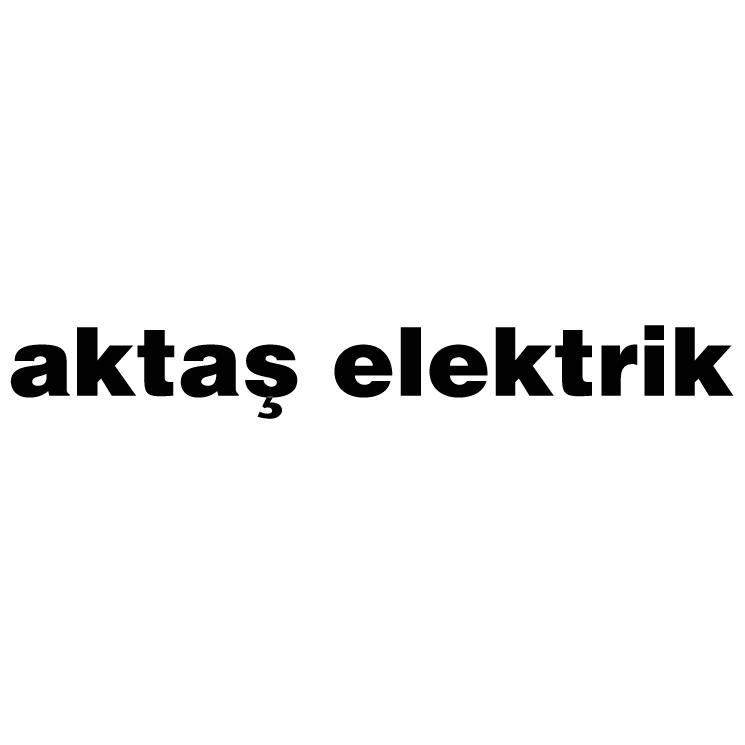 free vector Aktas elektrik
