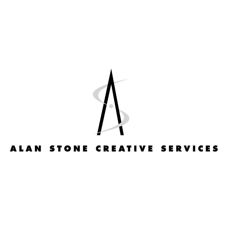free vector Alan stone creative services