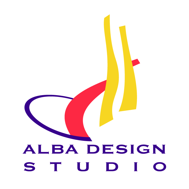 free vector Alba design studio