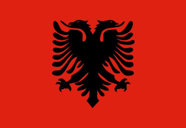 free vector Albania clip art