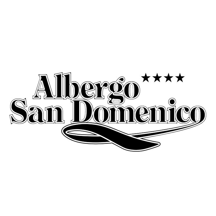 free vector Albergo san domenico