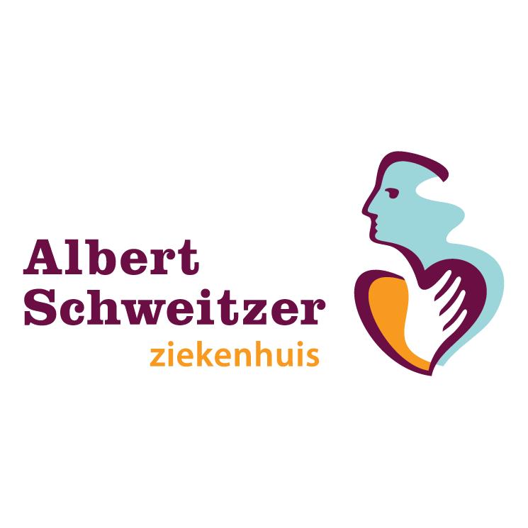 free vector Albert schweitzer ziekenhuis