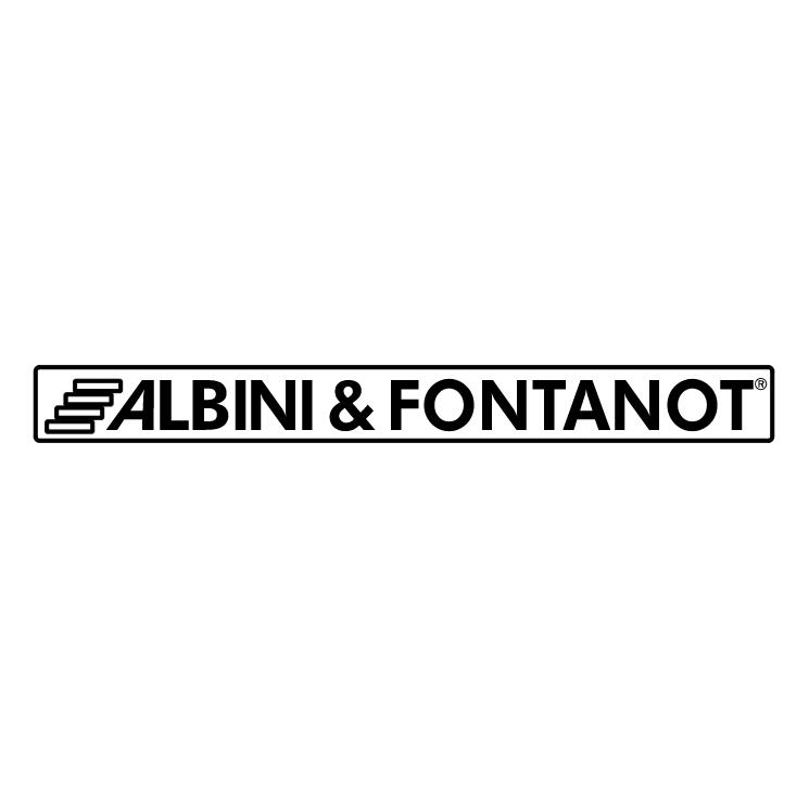 free vector Albini fontanot