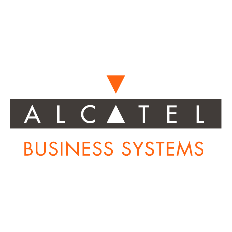 free vector Alcatel business systems