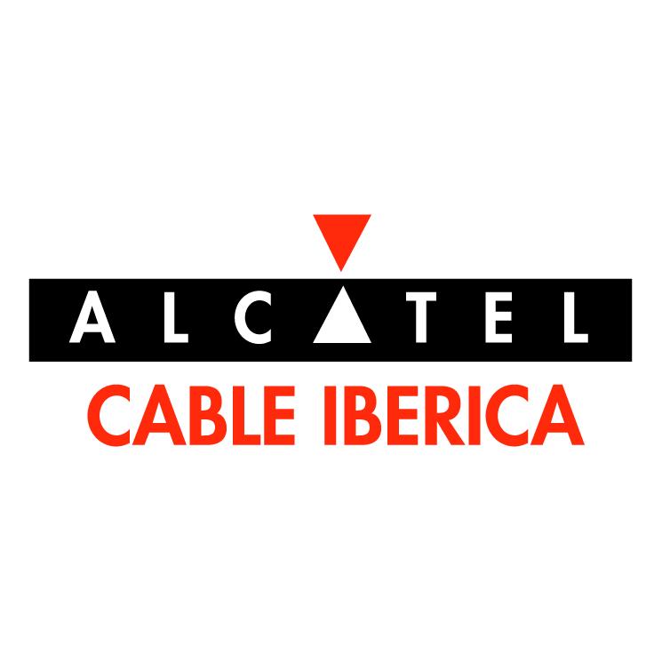 free vector Alcatel cable iberica