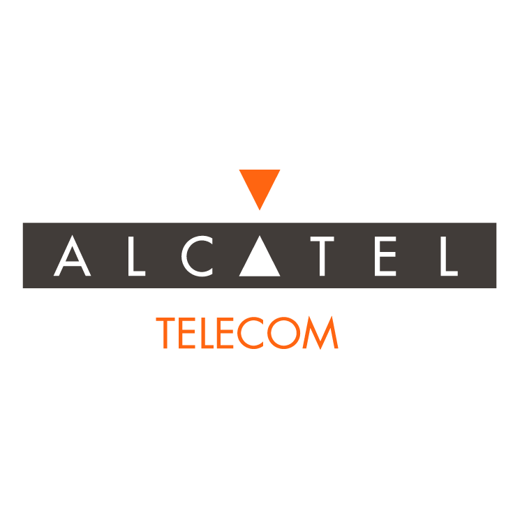 free vector Alcatel telecom 0