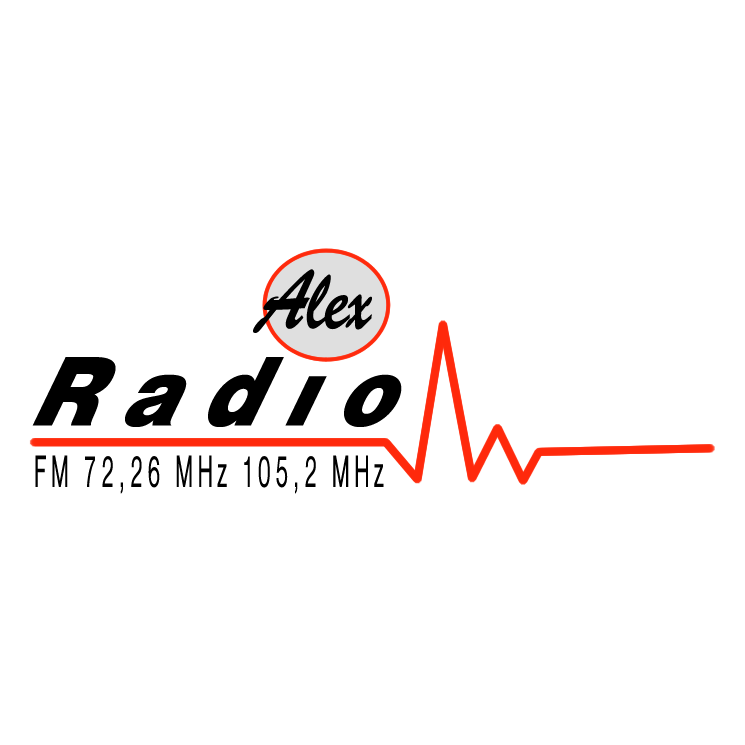 free vector Alex radio