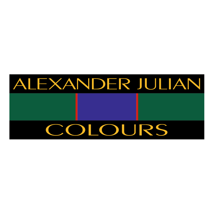 free vector Alexander julian colours