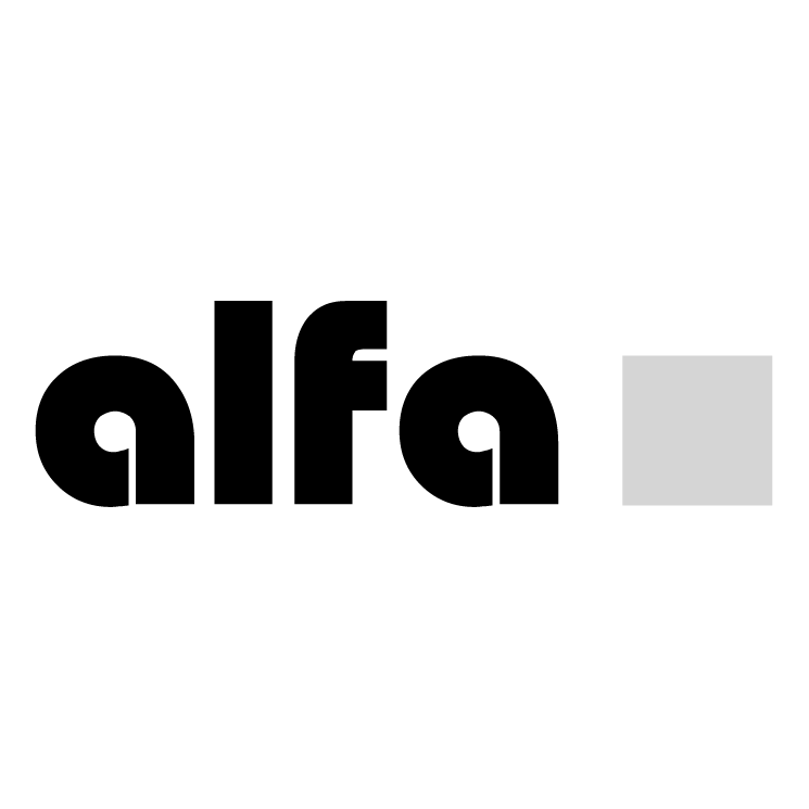free vector Alfa 3
