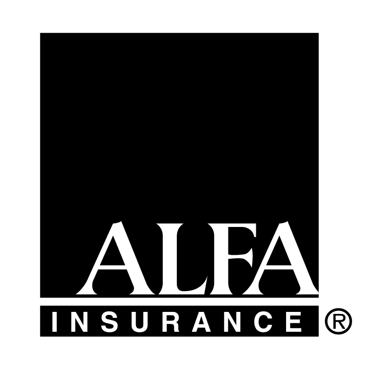alfa insurance 0 free vector 4vector. Black Bedroom Furniture Sets. Home Design Ideas