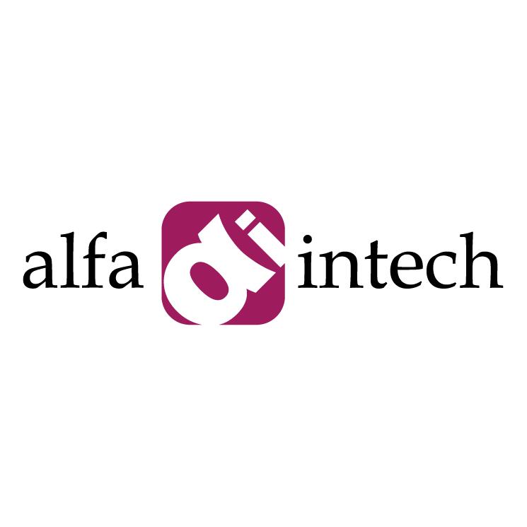 free vector Alfa intech 0